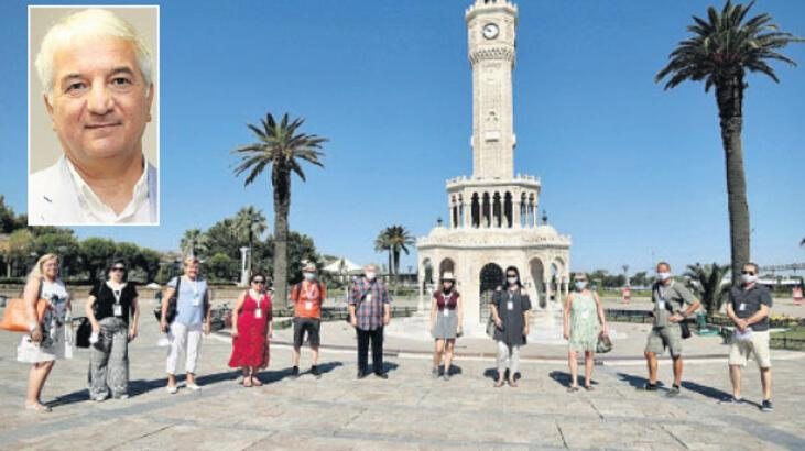 Ege'de Alman turist umudu