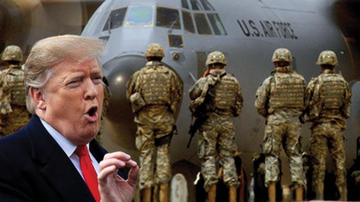Trump duyurdu: Afganistan'daki asker sayımız 4 ila 5 bine kadar düşecek