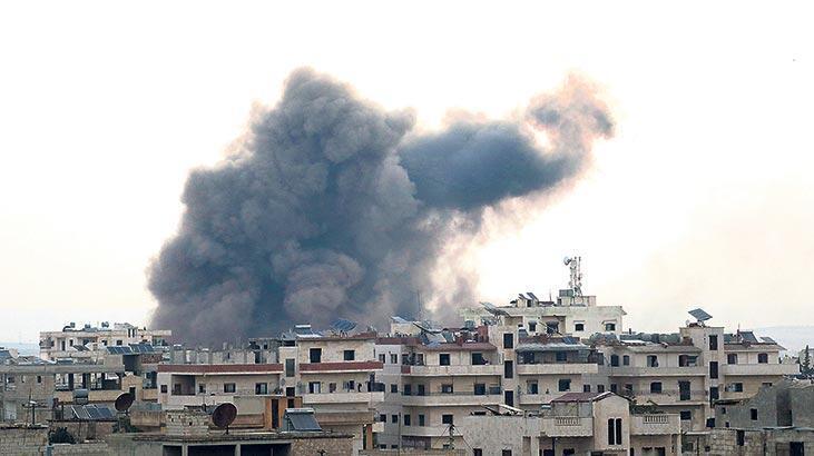 İdlib'de tansiyon yükseldi