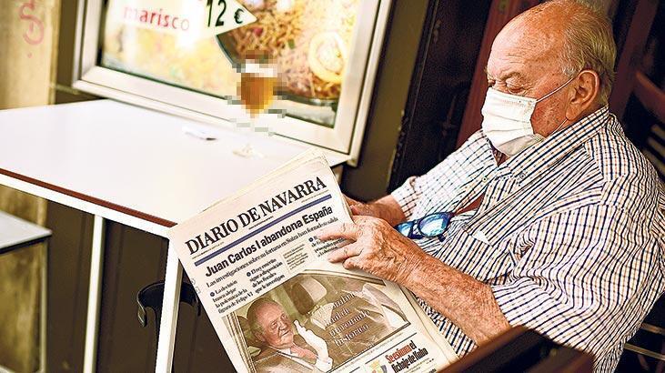 'Juan Carlos Dominik'e sığındı'