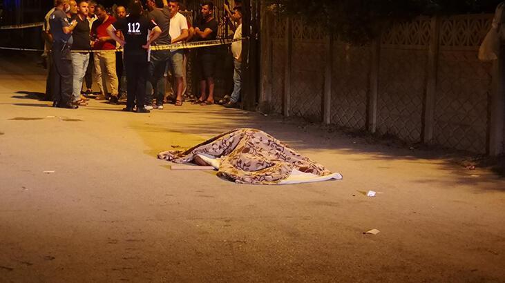Mersin'de korkunç olay! Babasını öldürdü