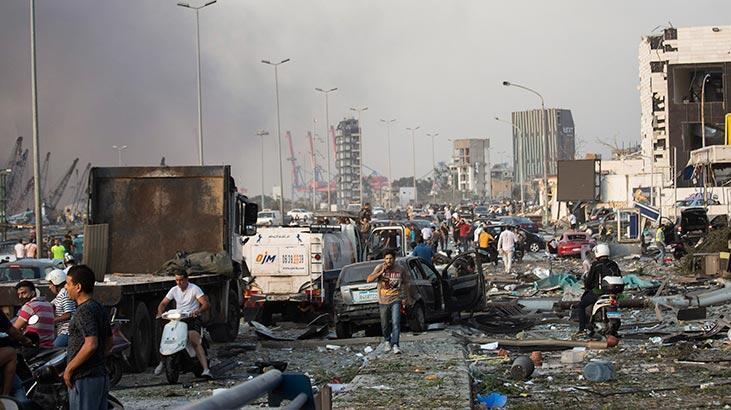 Beyrut'ta 2 hafta olağanüstü hal ilan edildi
