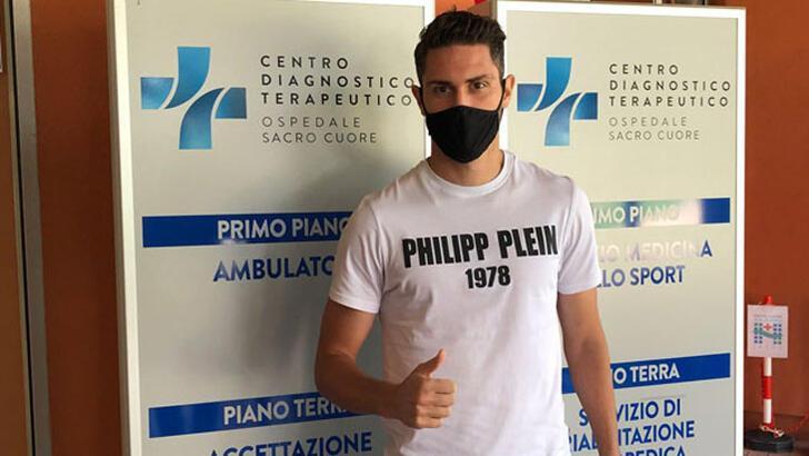 Son dakika transfer haberleri | Hellas Verona, Mert Çetin transferini açıkladı