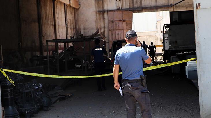 Son dakika... Gaziantep'te fabrikada patlama! 7 işçi yaralandı