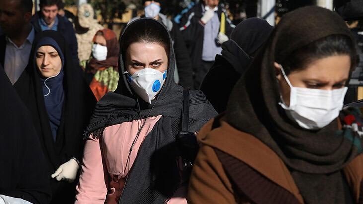 İran'da koronavirüs nedeniyle 185 kişi daha hayatını kaybetti