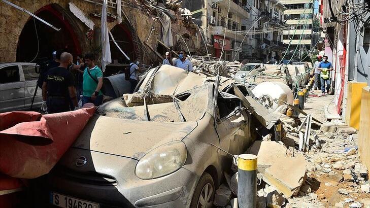 AB Lübnan'a yardım gönderiyor