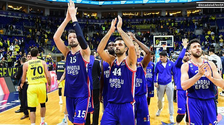 Anadolu Efes, THY Avrupa Ligi'nin hazırlık turnuvasına katılacak