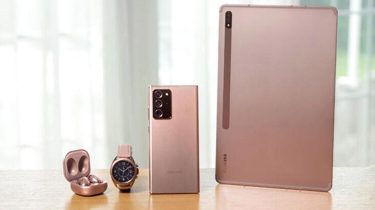 Herkes heyecanla bekliyordu! Galaxy Note 20 tanıtıldı