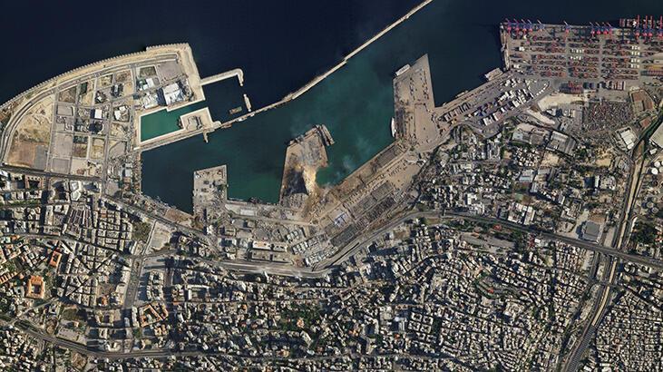 Son dakika haberi...Beyrut Limanı sorumlularına ev hapsi ve yurt  dışı yasağı!
