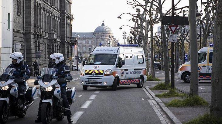 Fransa'da ölenlerin sayısı 30 bin 305'e yükseldi