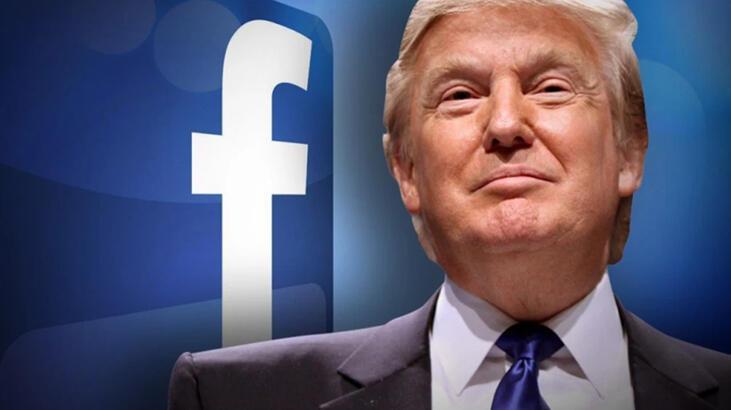 Facebook, Trump'ın corona virüs paylaşımını sildi! 'Yanlış iddialar içeriyor'