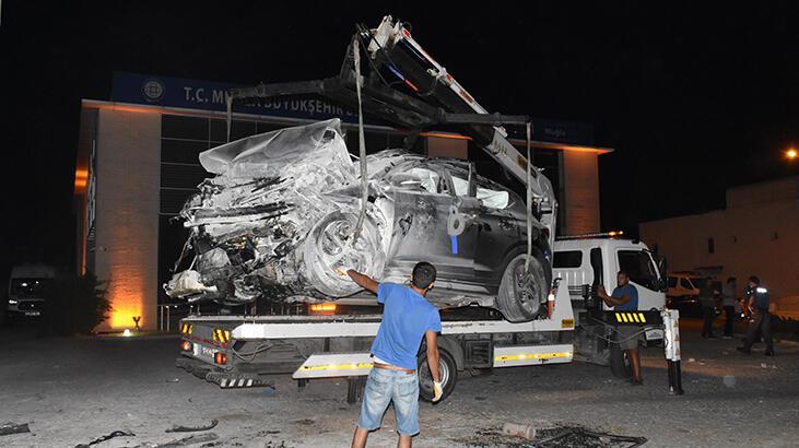 Bodrum'da çok feci kaza! 2 ölü, 3 yaralı