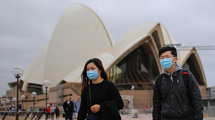 Avustralya'da corona virüs vaka sayısı 20 bine yaklaştı