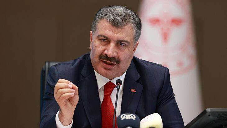 Son dakika... Sağlık Bakanı Fahrettin Koca duyurdu: 'İddialar asılsızdır'