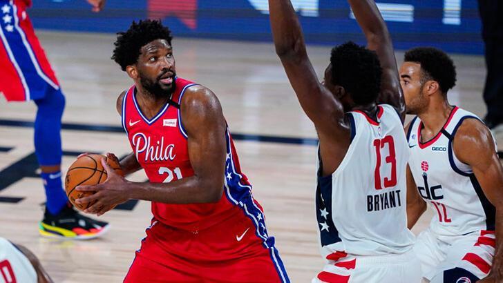 NBA'de Embiid coştu, Sixers kazandı!
