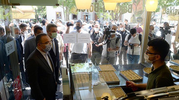 İçişleri Bakan Yardımcısı Çataklı, Malatya'da Kovid-19 tedbirleri denetimine katıldı