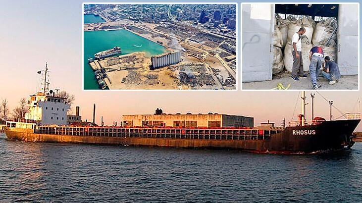 Son dakika: 2 bin 750 ton amonyum nitratı taşıyan 'yüzen bomba' lakaplı geminin hikâyesi