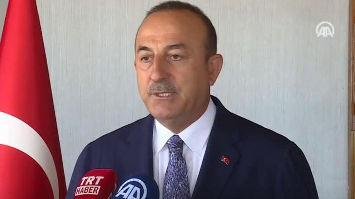 Son dakika! Dışişleri Bakanı Çavuşoğlu Libya'da