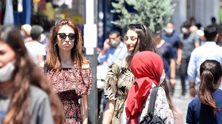 Konya'da, koronavirüs testi pozitif kişilere giriş-çıkış yasağı
