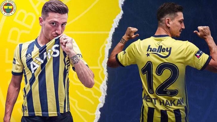 Son dakika transfer haberleri   Fenerbahçe, Mert Hakan transferini resmen açıkladı!