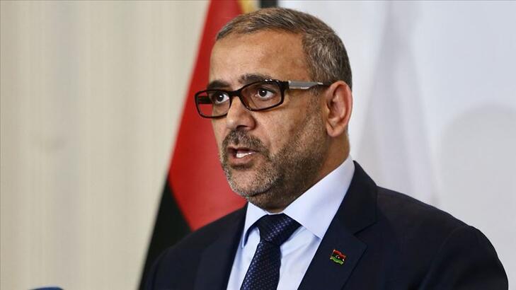 """Libya Devlet Yüksek Konseyi Başkanı Mişri: """"Bir ayda (Hafter'e destek için) 110'dan fazla kargo uçuşu yapıldı"""""""