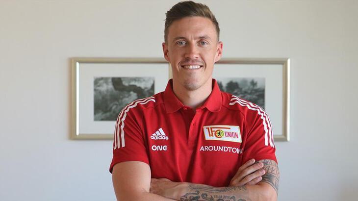 Son dakika   Max Kruse, Union Berlin'e transfer oldu