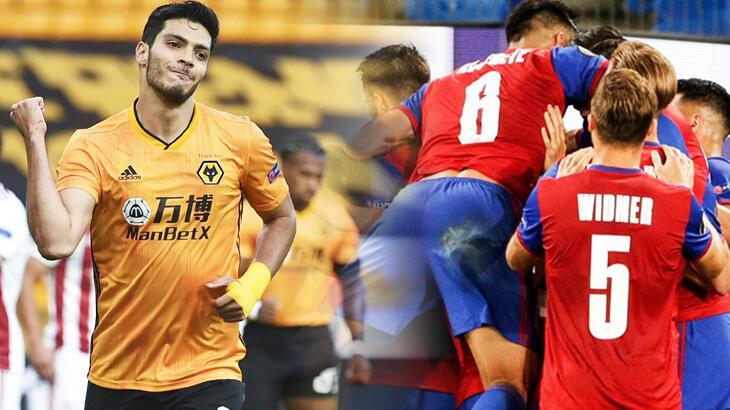 Wolves ve Basel tek golle turladı!