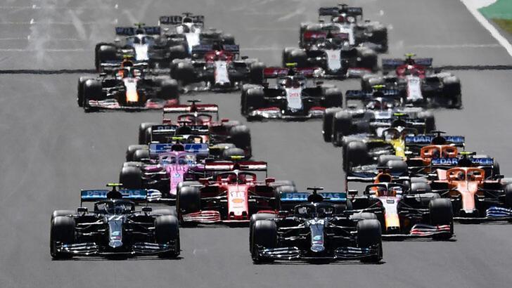 Formula 1'de Büyük Britanya heyecanı