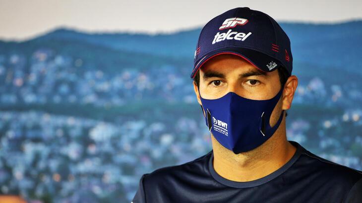 Formula 1 pilotu Perez'in koronavirüs testi ikinci kez pozitif çıktı