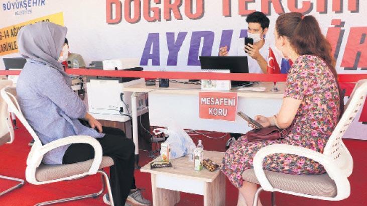Başkan Çerçioğlu üniversitelileri çağırdı