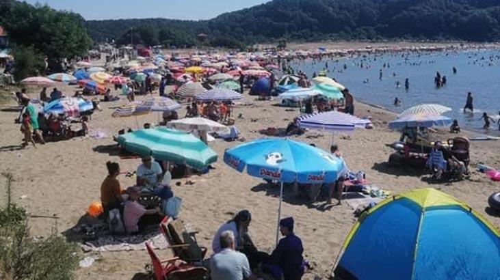 Bartın'da plajlara corona virüs önlemi