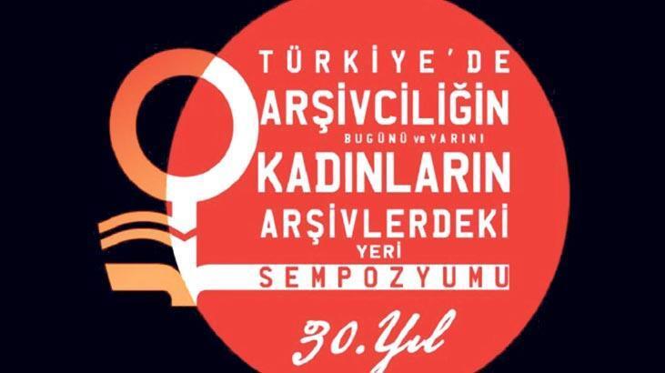 Türkiye'de arşivciliğin  bugünü ve yarını