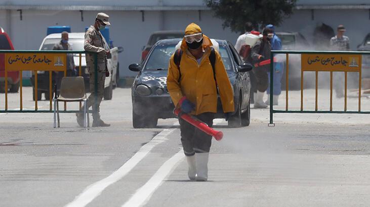 Mısır'da corona virüsten ölenlerin sayısı 5 bine yaklaştı