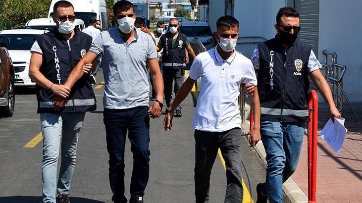 Sokak ortasında silahlı kavgaya 3 tutuklama