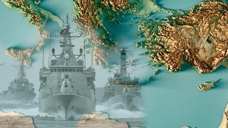 Son dakika: Atina'da panik! 'Türk savaş gemileri harekete geçti'