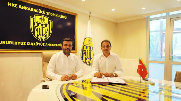 Son dakika - Ankaragücü'nün yeni teknik direktörü Fuat Çapa