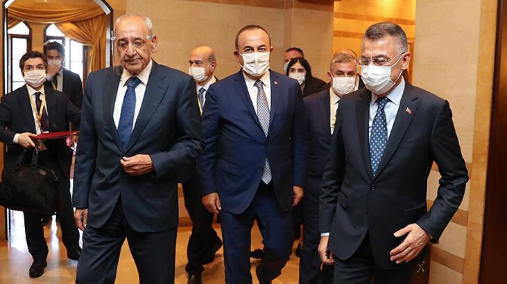 Son dakika... Lübnan'a yardım eli! Türkiye açık çek verdi