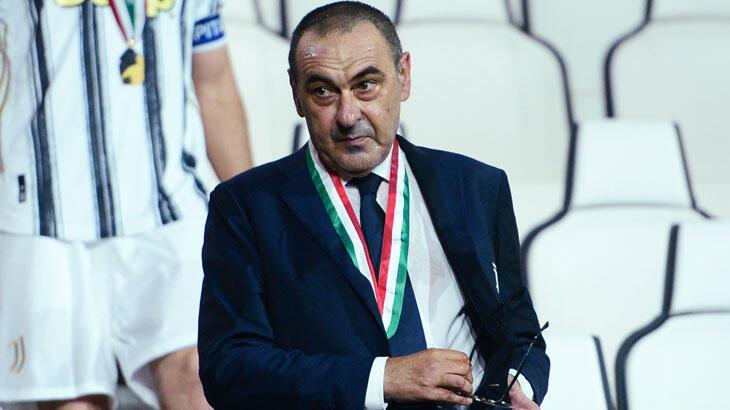 Son dakika - Juventus'ta Maurizio Sarri'yle yollar ayrıldı