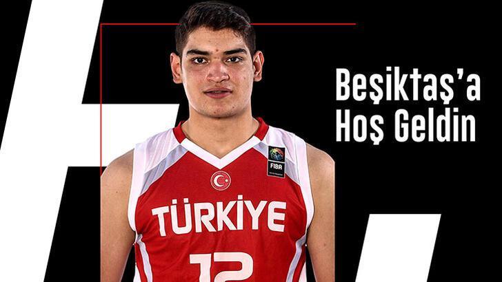 Beşiktaş, Furkan Haltalı'yı kadrosuna kattı