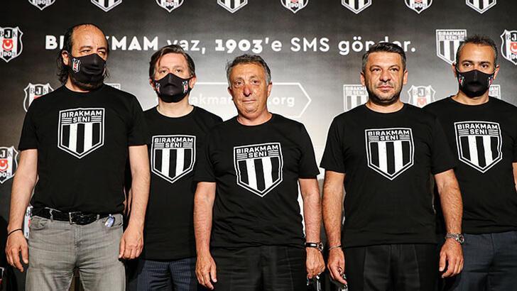 Beşiktaş'ın 'Bırakmam Seni' gecesi saat 22.00'de Kanal D'de