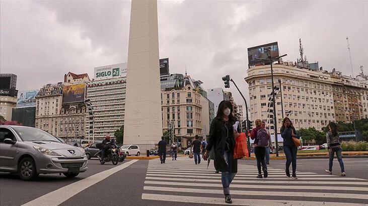 Arjantin ve Şili'deki corona virüs vakaları artıyor