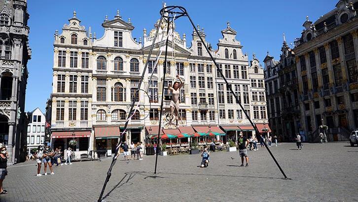 Belçika'da sıcak hava alarmı