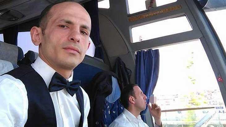 Otobüs kazasında hayatını kaybeden sürücü ve muavinden geriye fotoğrafları kaldı