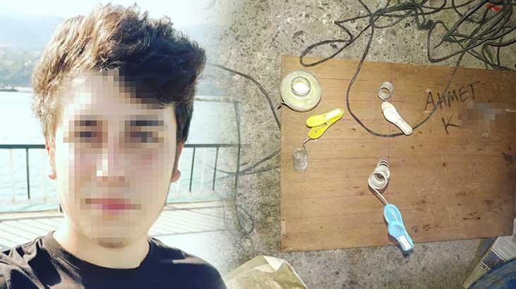 Mersin'de üniversiteli, evde deney yaparken patlamada parmaklarını kaybetti