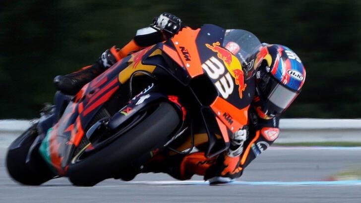 MotoGP Çekya Grand Prix'sini Brad Binder kazandı