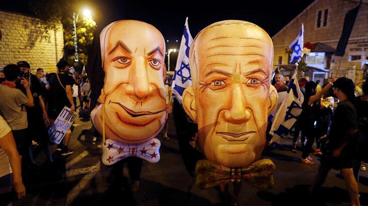 İsrail'de koalisyon krizi