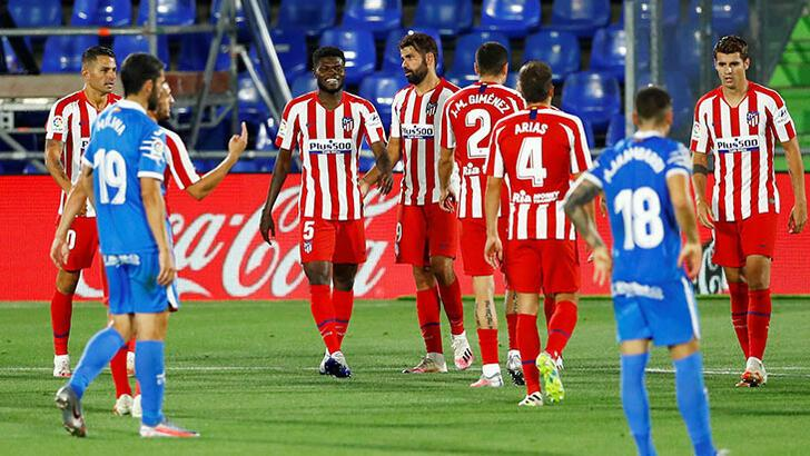 Son dakika | Atletico Madrid'de 2 isimde koronavirüs testi pozitif çıktı!