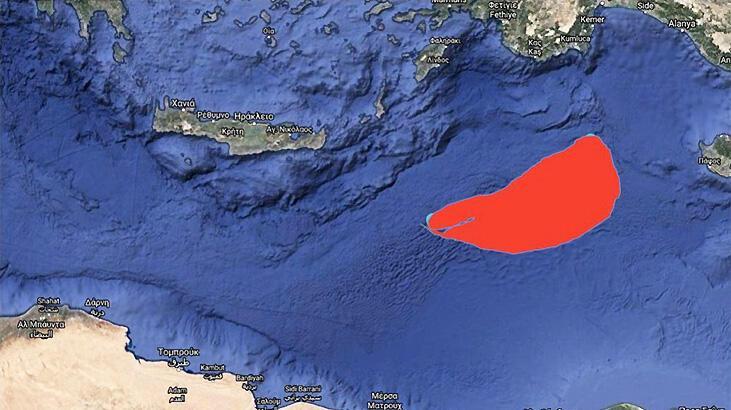 Son dakika... Türkiye Akdeniz'de yeni NAVTEX ilan etti!