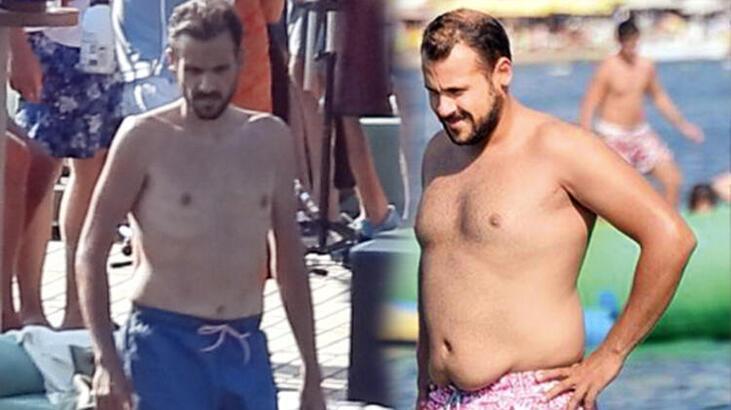Ümit Erdim kilo vermeye devam ediyor