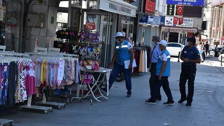Pilot il Kırıkkale'de 5 bin 730 iş yeri denetlendi